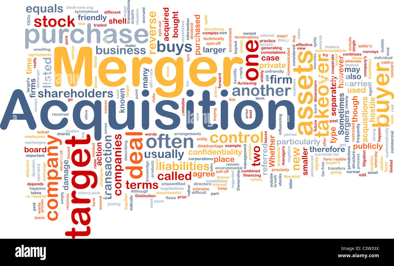Merger And Acquisition High Resolution Stock Photography and Images - Alamy