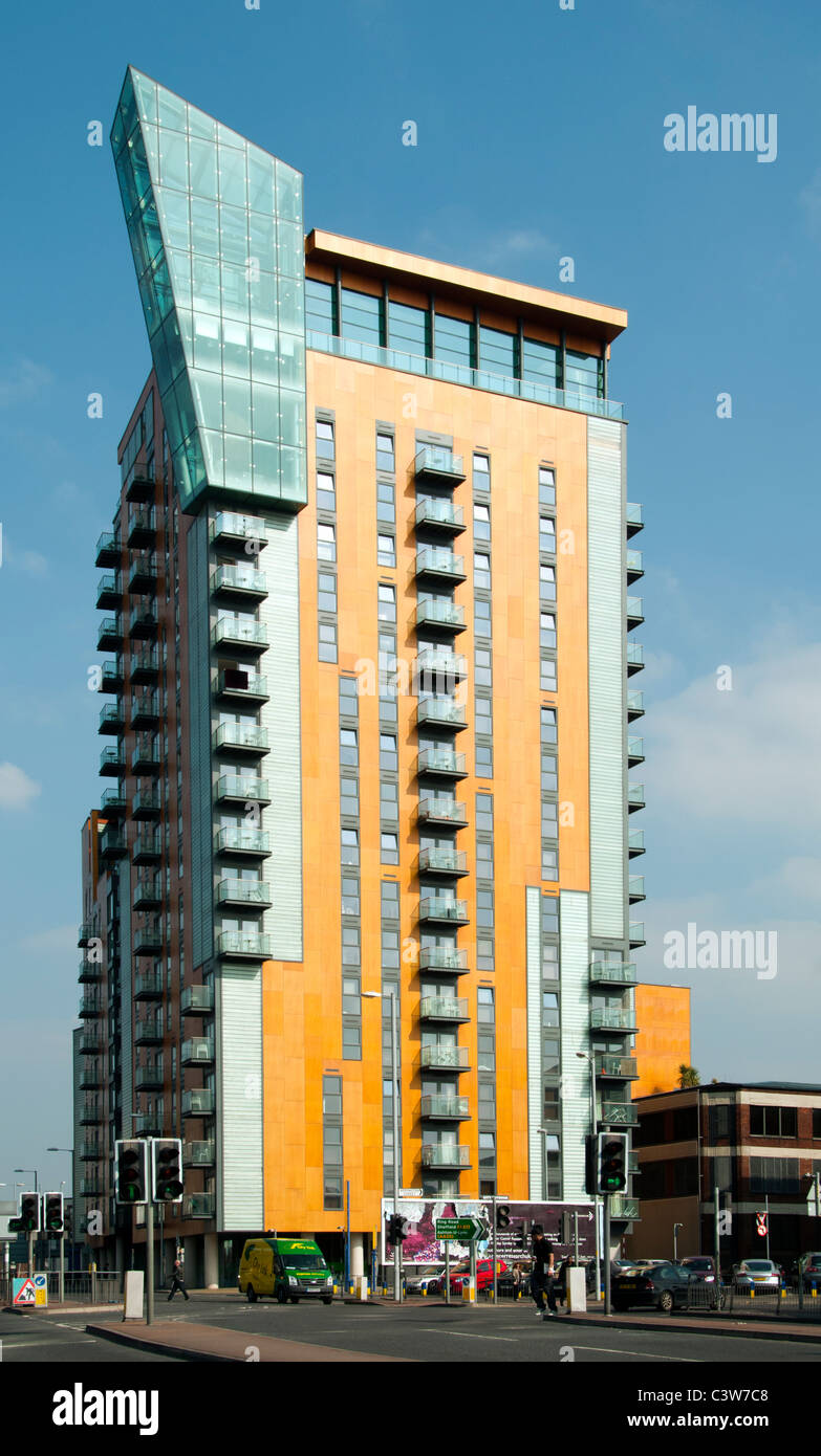 Skyline Central apartments, Northern Quarter, Manchester ...