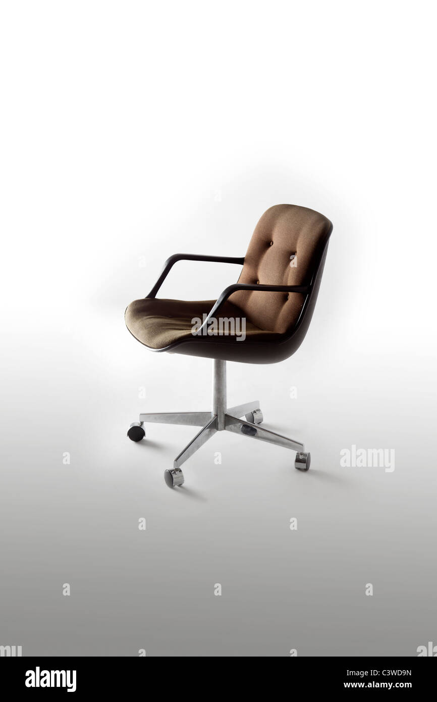 office chair - Stock Image