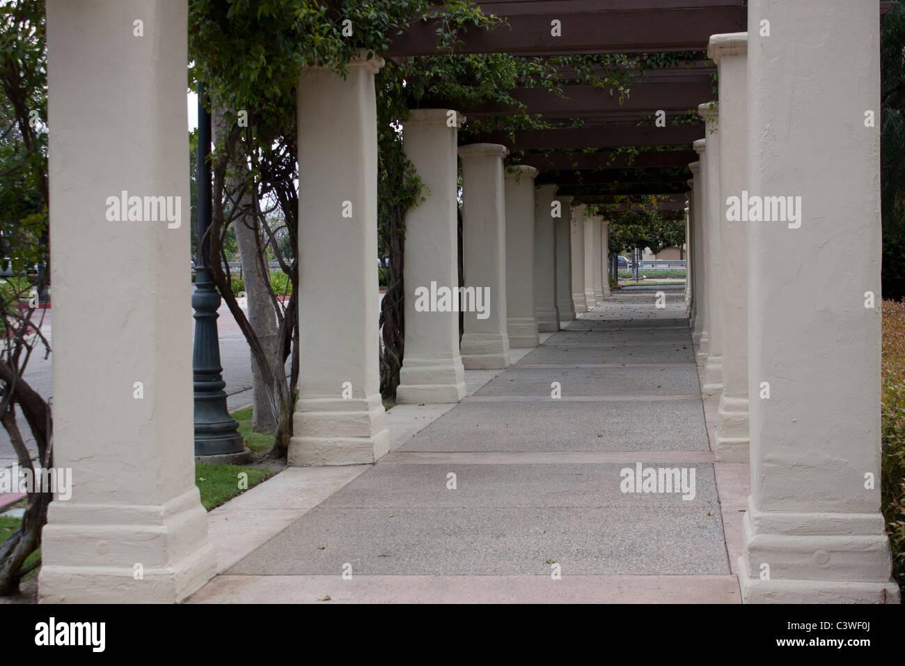 Modern Spanish Style Architecture In California