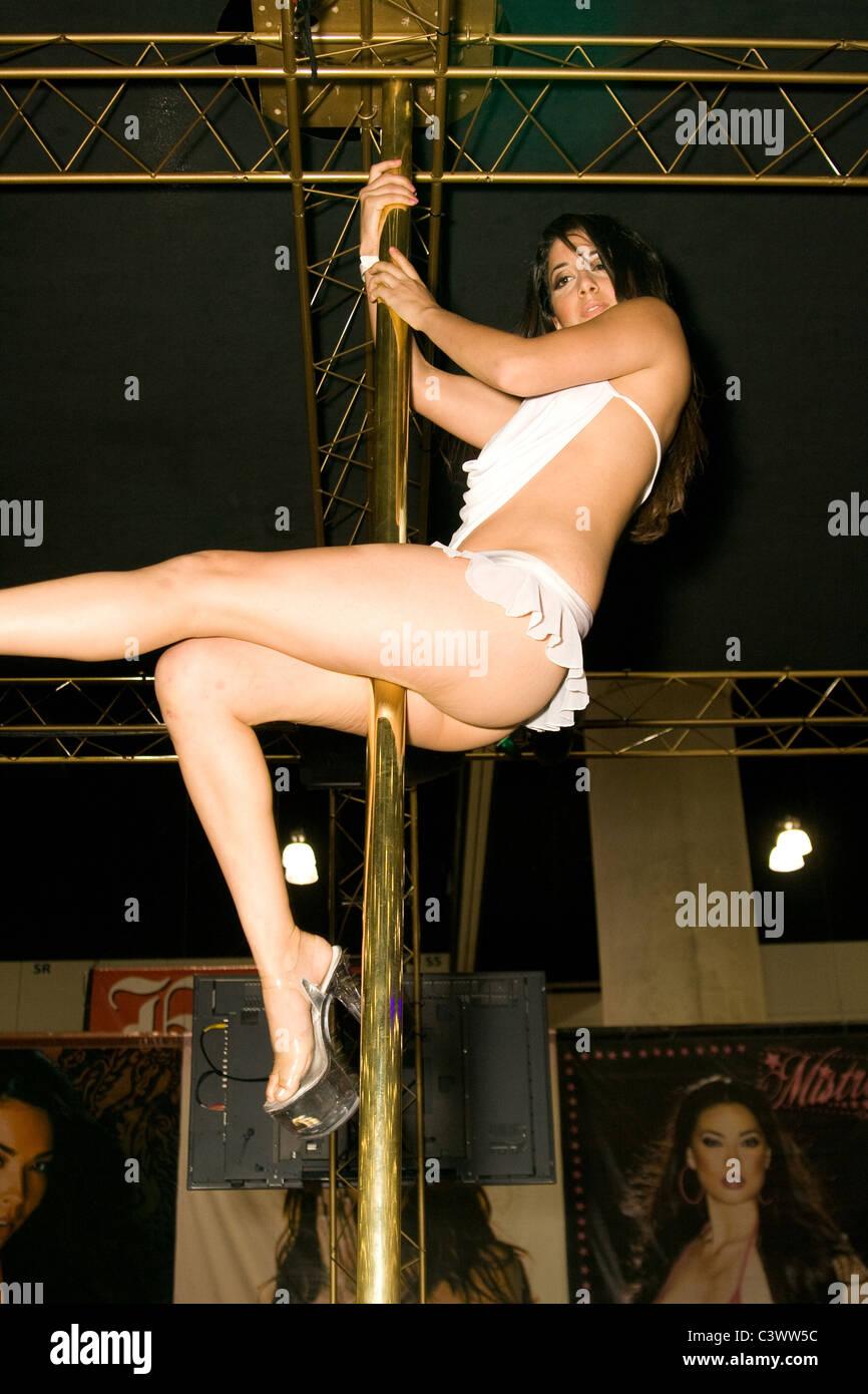 Mature female exotic dancers