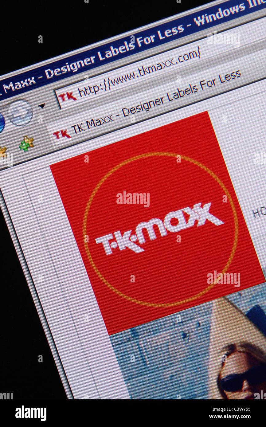 tk maxx\