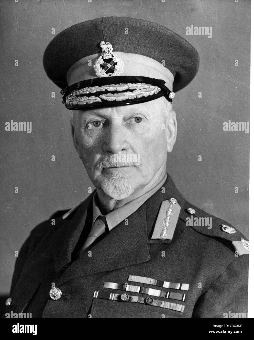JAN CHRISTIAAN SMUTS (1870-1950) South African military leader and statesman - Stock Image