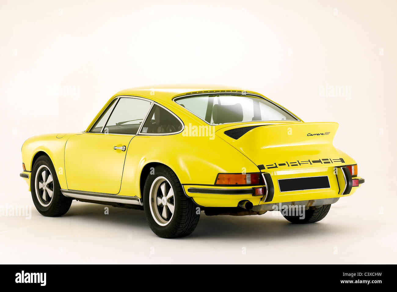 Classic Porsche 911 Rear Stock Photos 1973 912 Coupe Type Of Engine Carrera Rs 27 Image