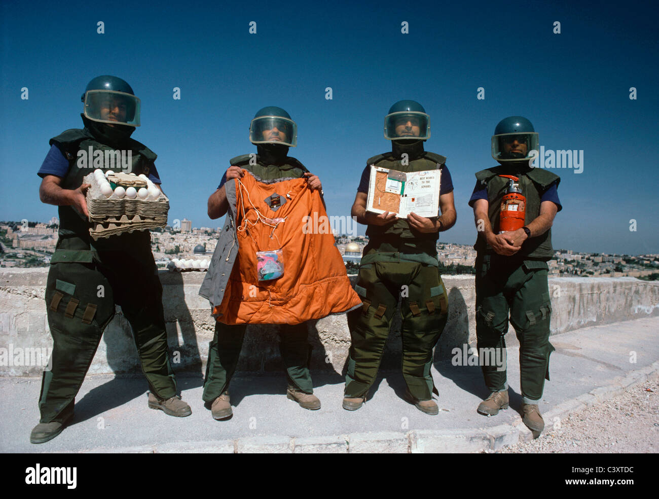 My israili platoon