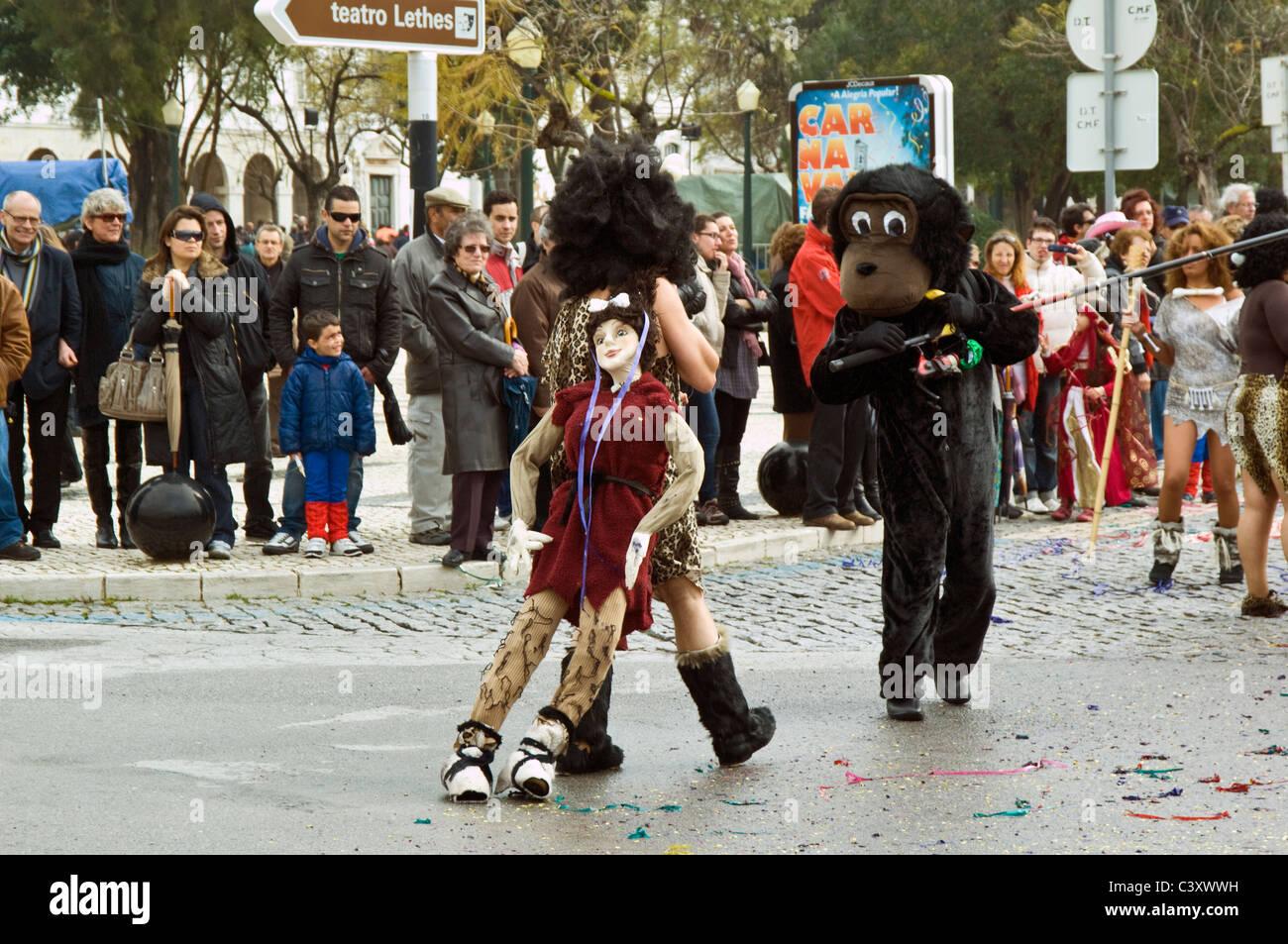 Faro festival, Algarve , Portugal . - Stock Image