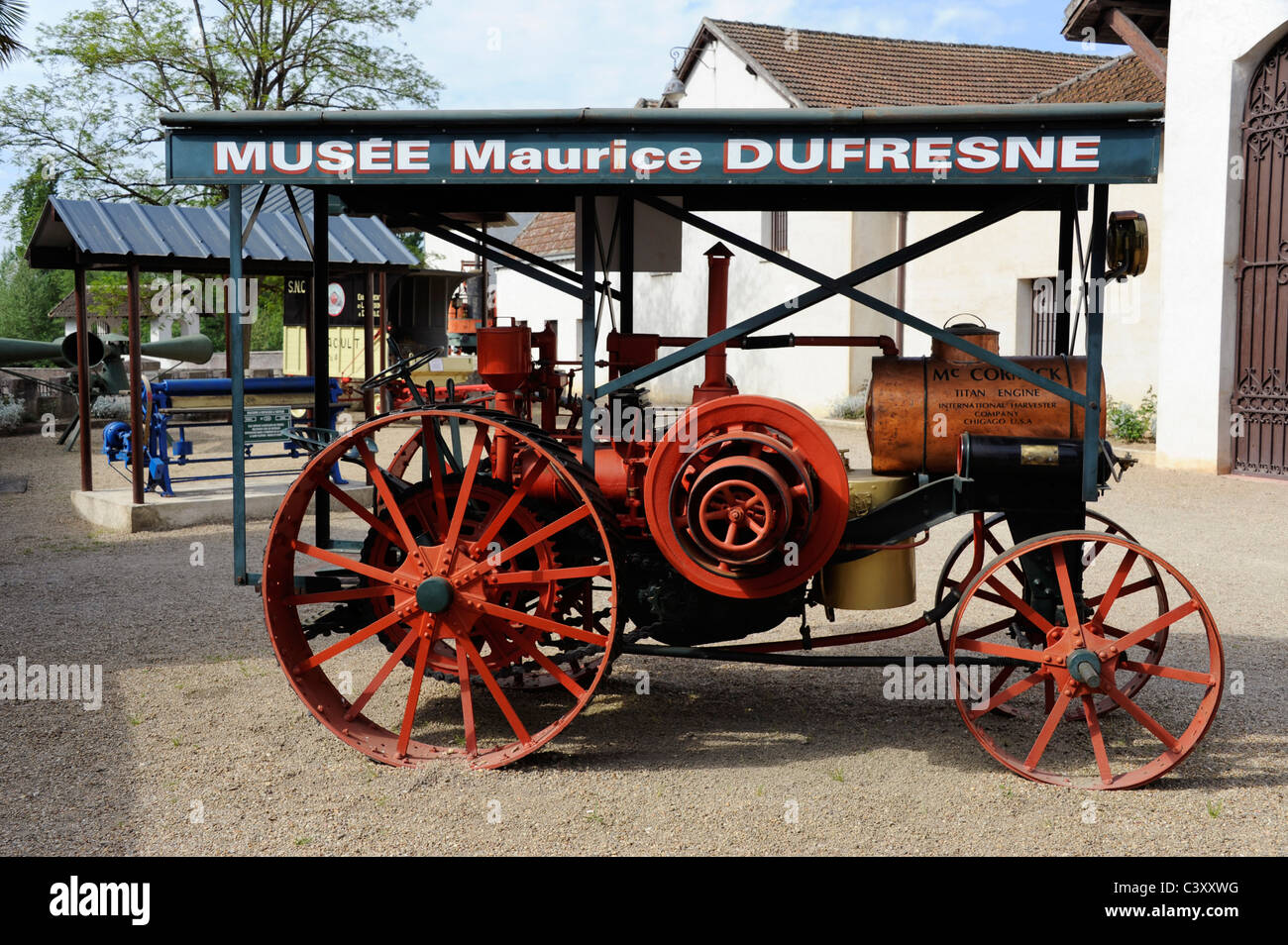 Musee Maurice Dufresne Museum in the Marnay mill,near Tours and ...