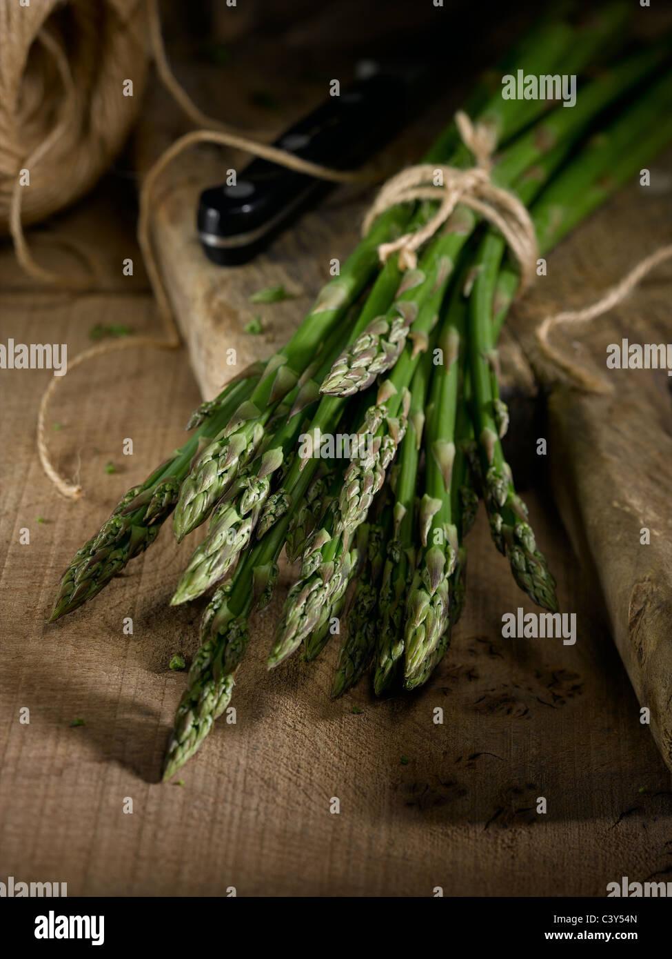 asparagus - Stock Image