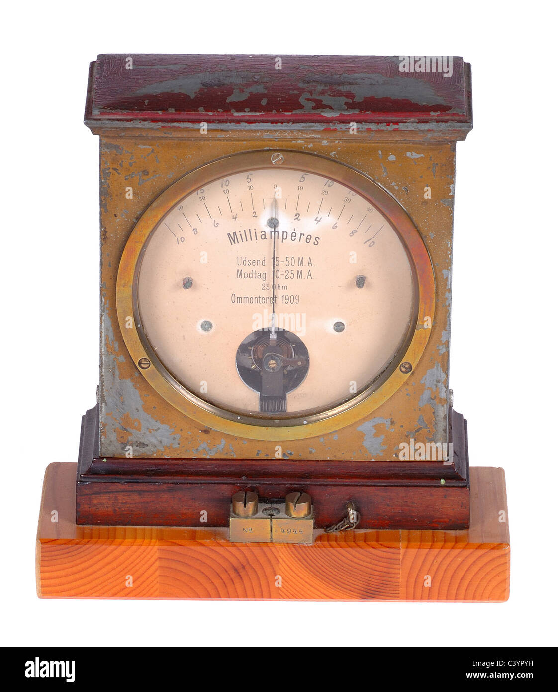 Ampere Meter Stock Photos & Ampere Meter Stock Images - Alamy