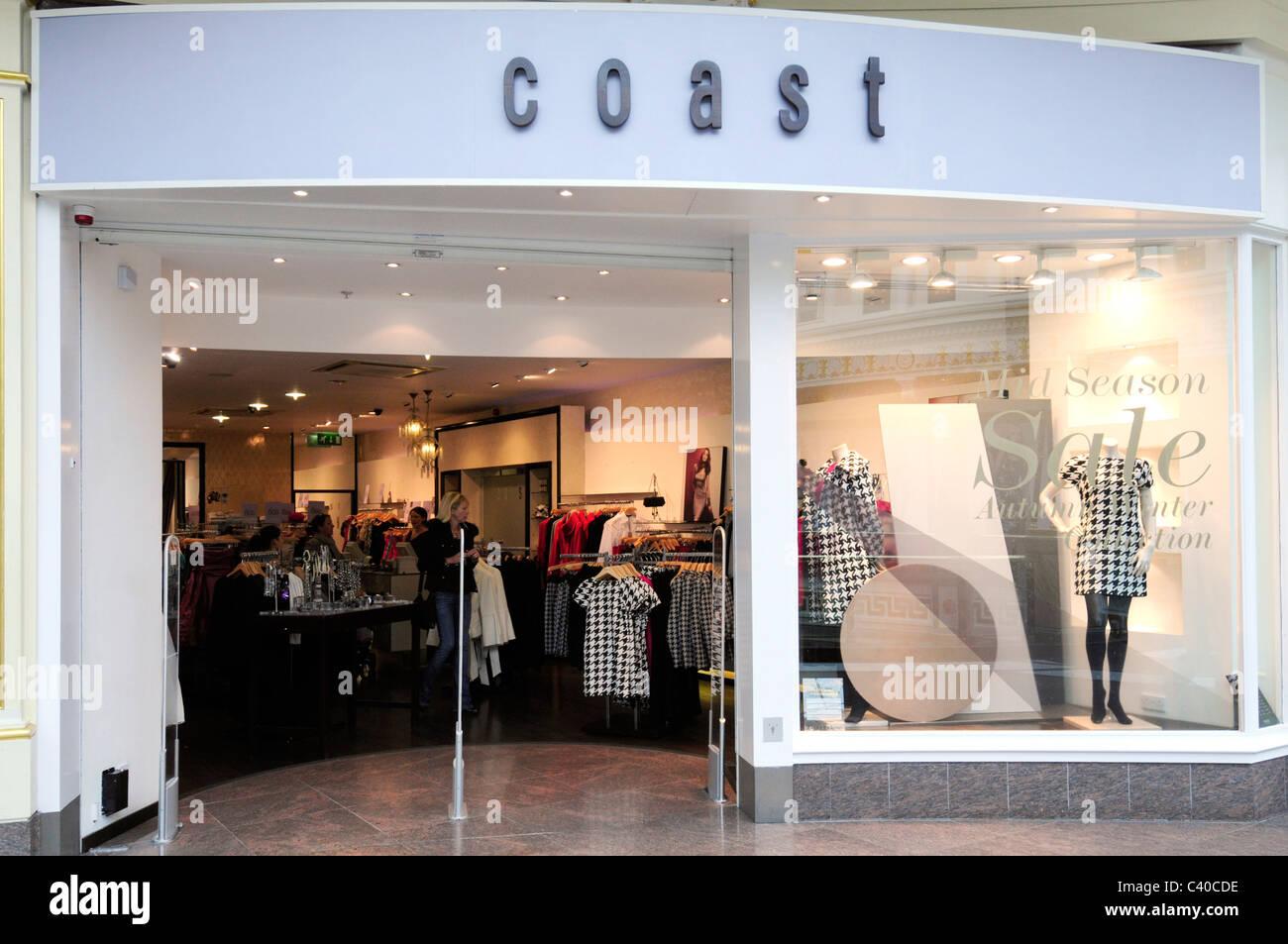 Coast Clothes Garment Woman Womans Girl Female Ladies Tailor Suit Stock Photo Alamy