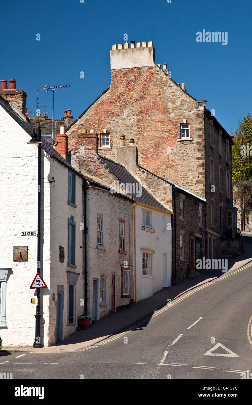 Bridge Street, Richmond, North Yorkshire Stock Photo