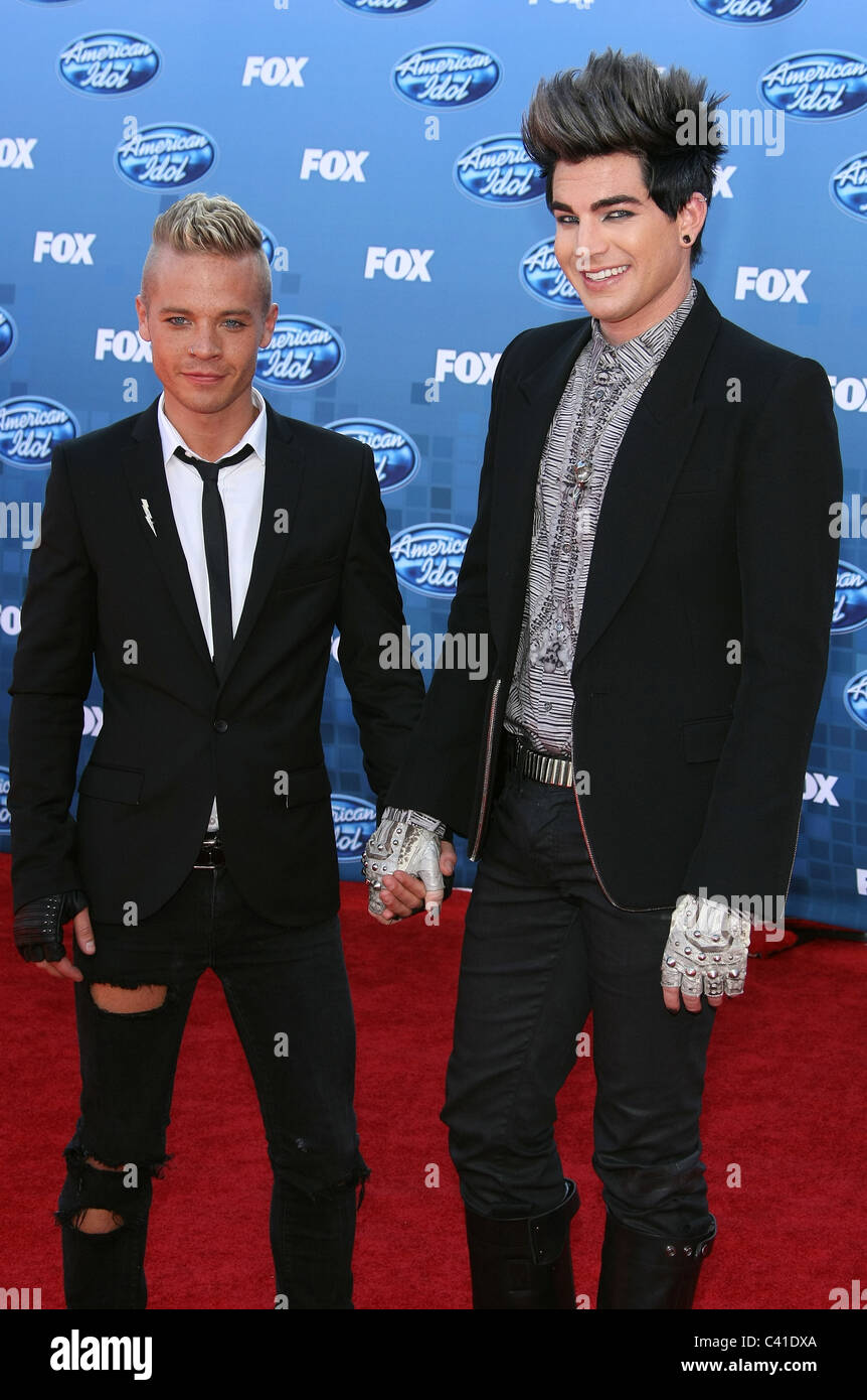 Adam Lambert And Sauli Koskinen Stock Photos & Adam Lambert And Sauli Koskinen Stock Images - Alamy