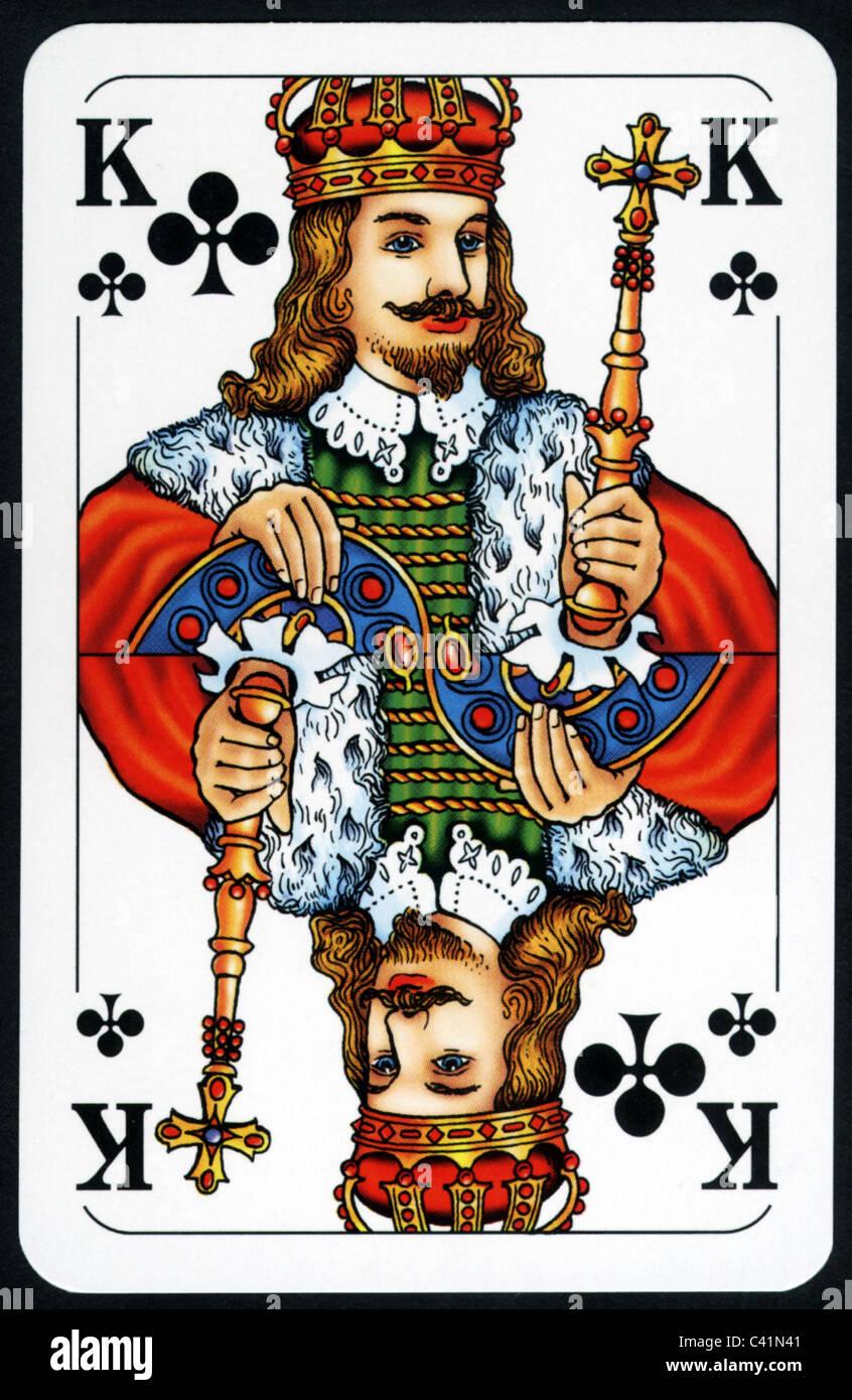 Kartenspiel Kings