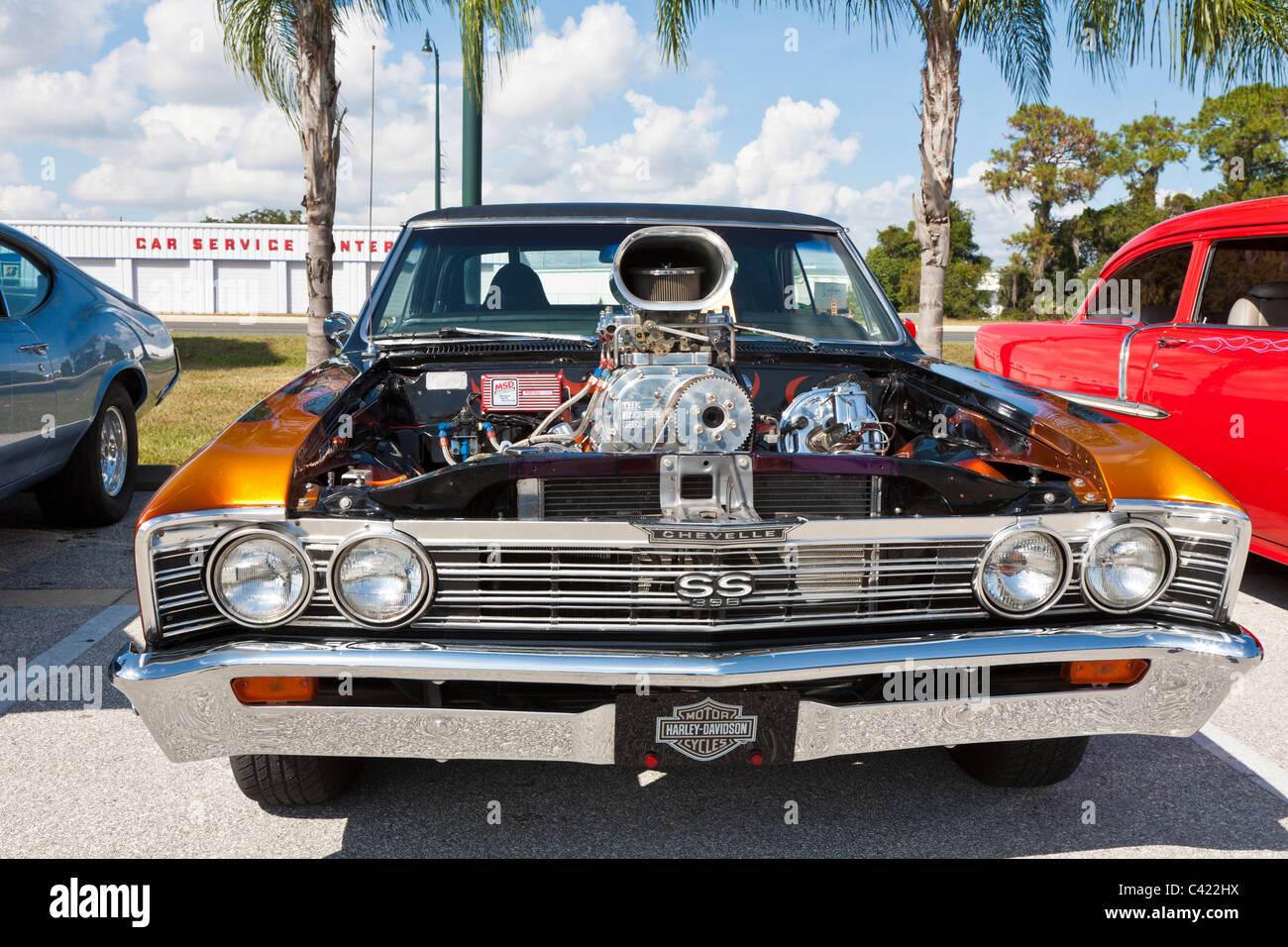 Chevelle Ss Stock Photos & Chevelle Ss Stock Images - Alamy