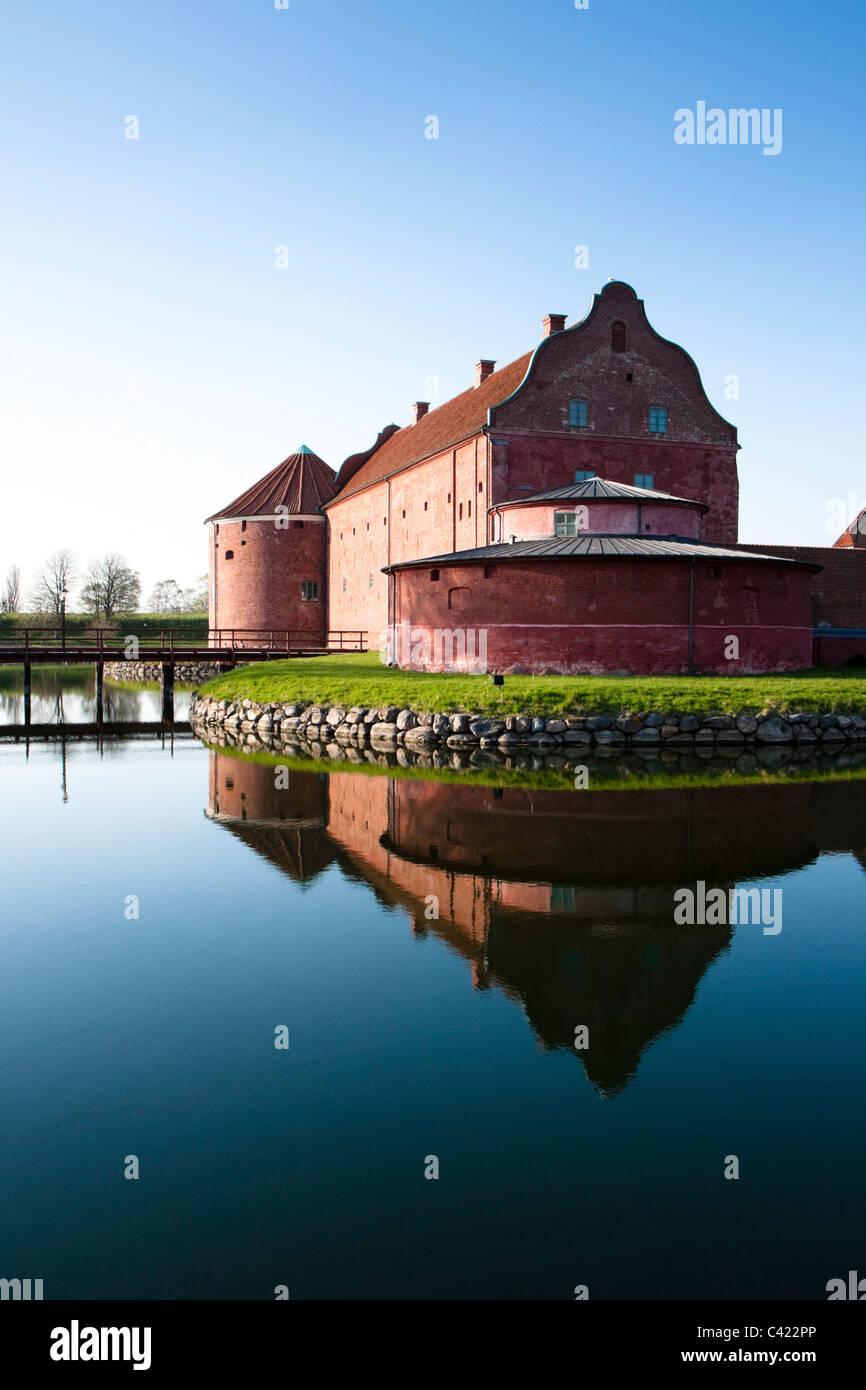 Citadellet i Landskrona - Stock Image