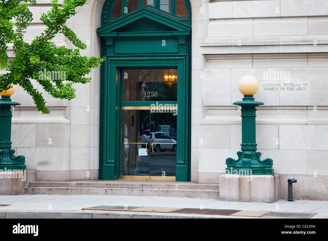 National Museum of Women in the Arts, Washington DC - Stock Image