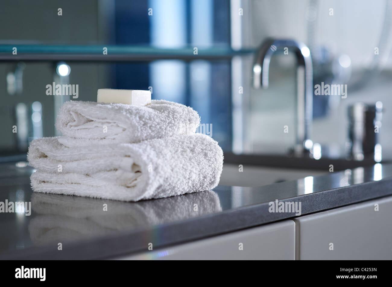 Bathroom - Stock Image