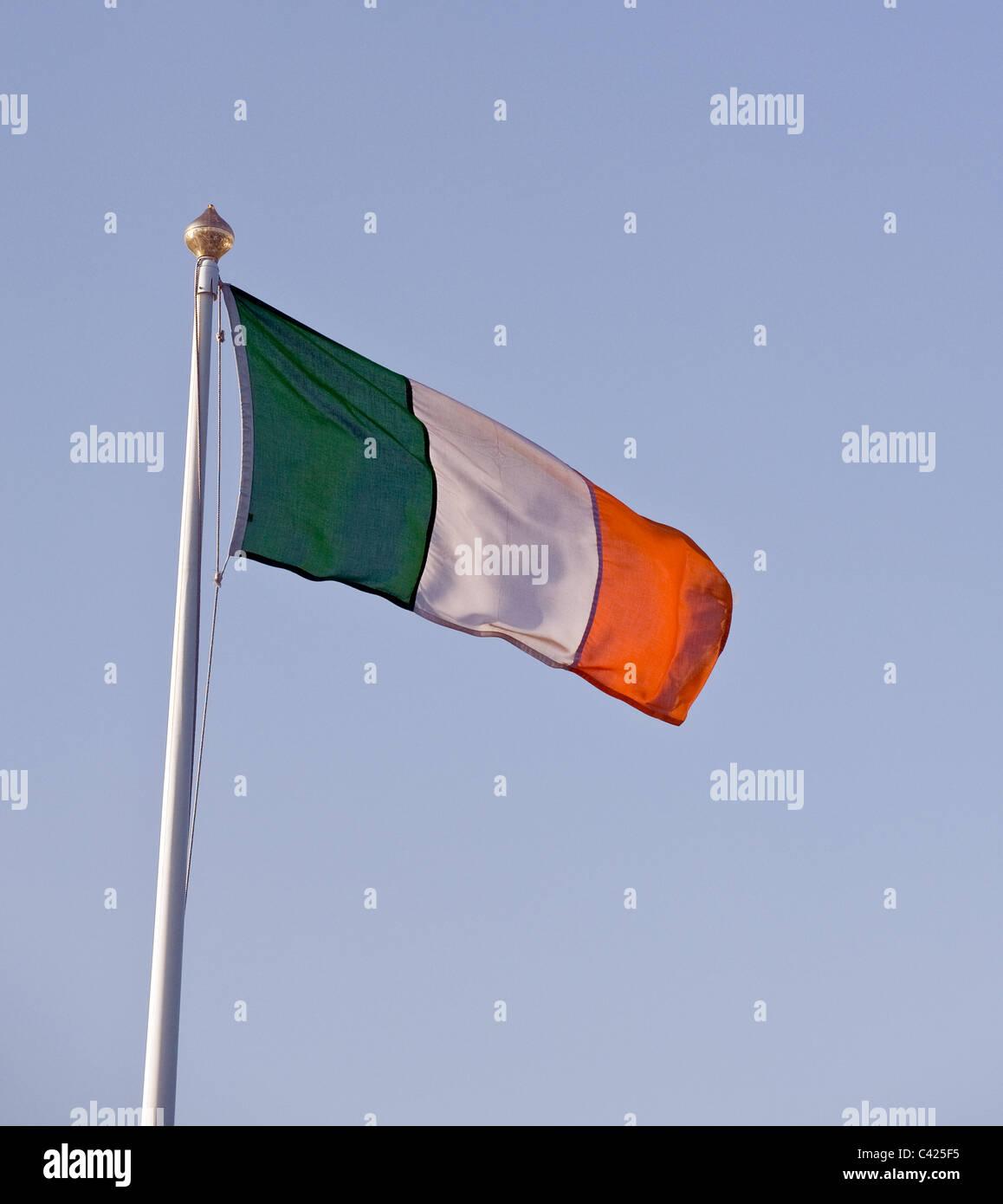 the irish tricolour stock photo 36927609 alamy