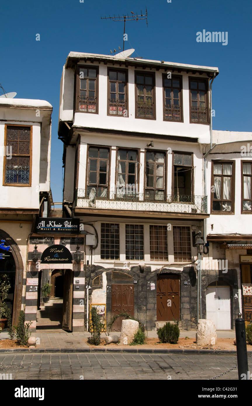 Damascus Syria Stock Photo