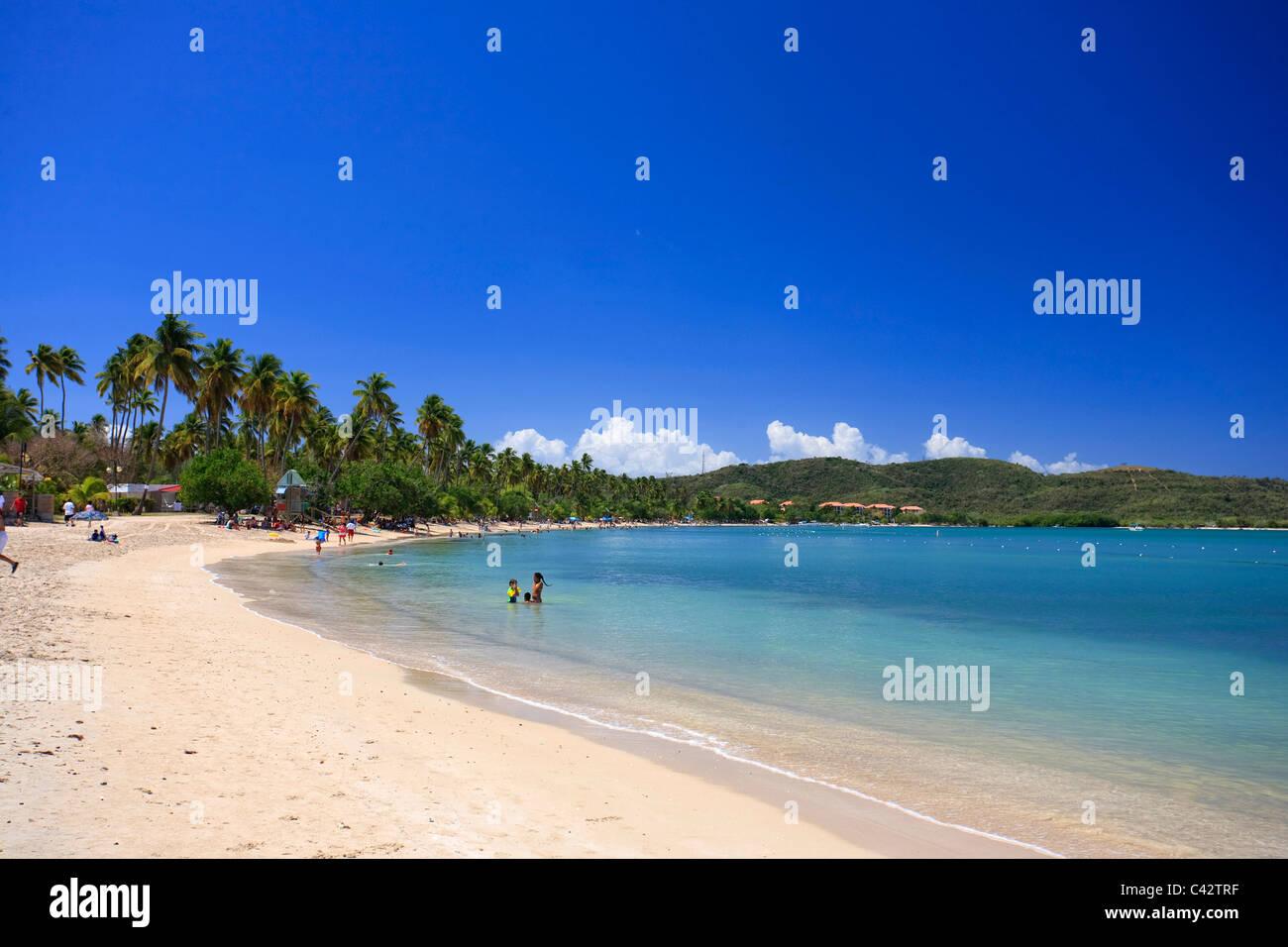 Usa Caribbean Puerto Rico West Coast Boqueron Beach Resort