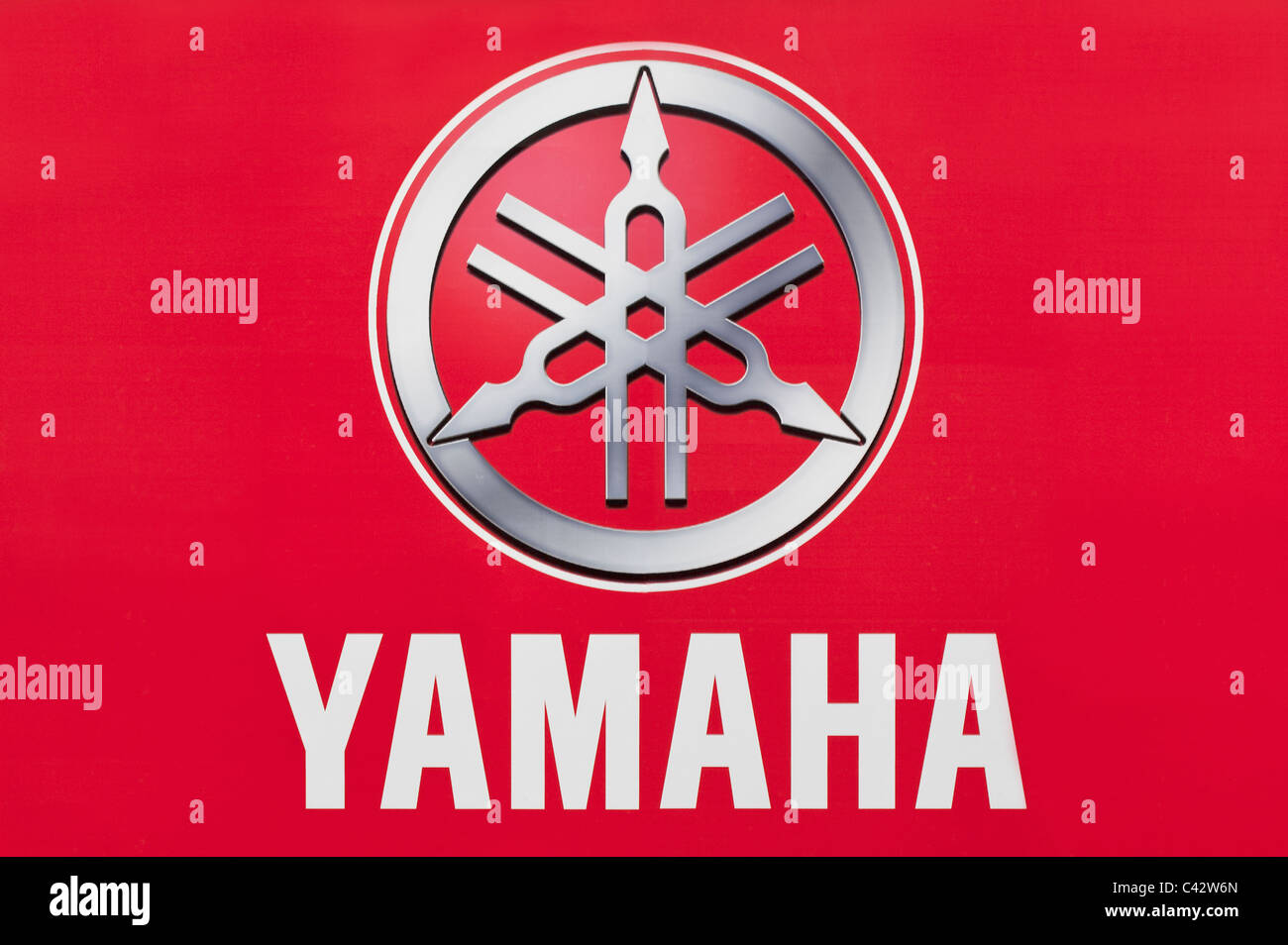 Yamaha Logo Stock Photos Yamaha Logo Stock Images Alamy