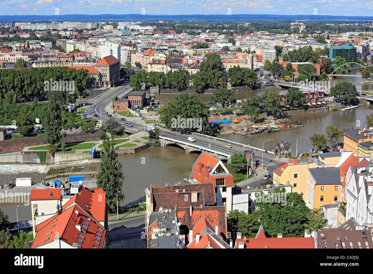 Poland polish eastern europe central europe europe for Architecture firms in europe