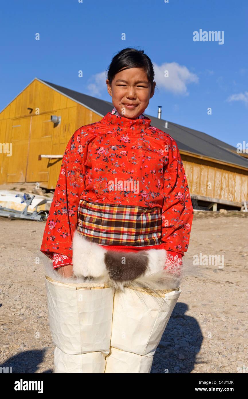 Inuit Woman Stock Photos Amp Inuit Woman Stock Images Alamy