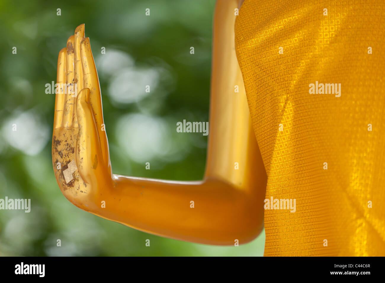 buddha hand stock photos buddha hand stock images alamy. Black Bedroom Furniture Sets. Home Design Ideas