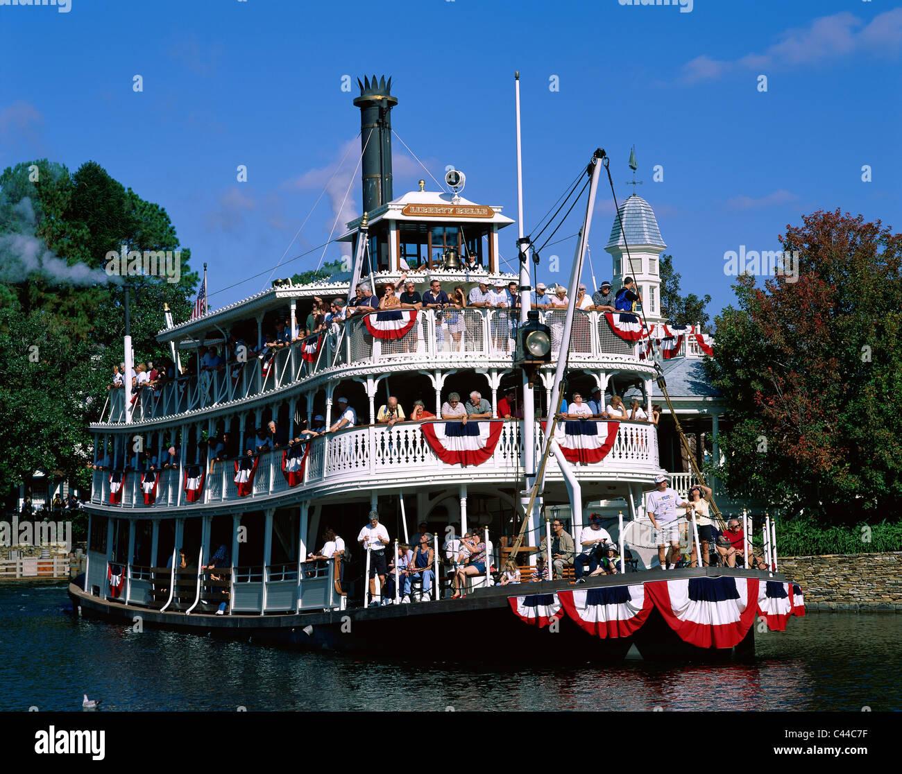 America, Belle, Florida, Holiday, Kingdom, Landmark, Liberty