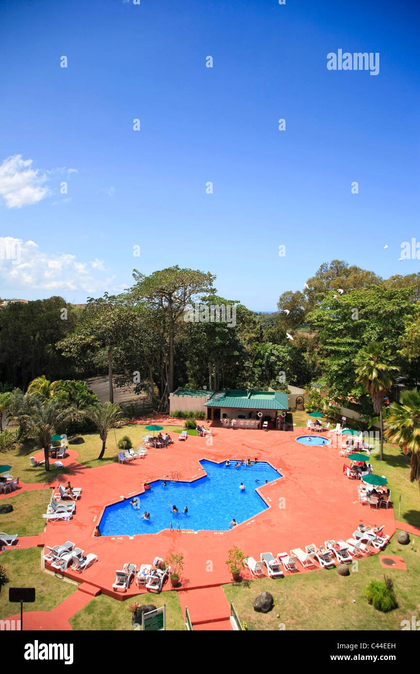 Usa, Caribbean, Puerto Rico, Mayaguez Beach Resort - Stock Image
