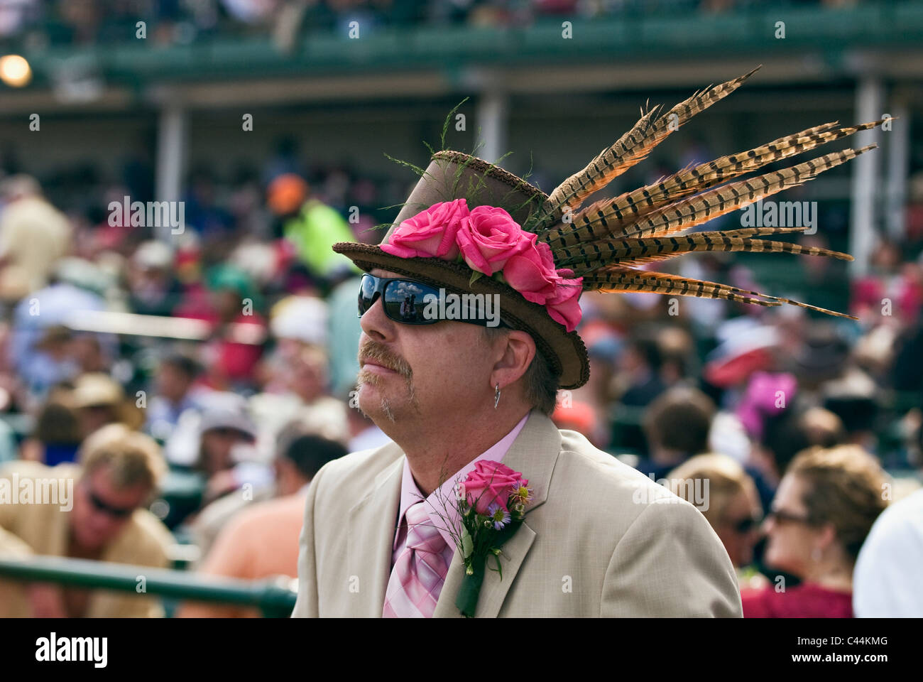 kentucky derby hat stock photos kentucky derby hat stock images