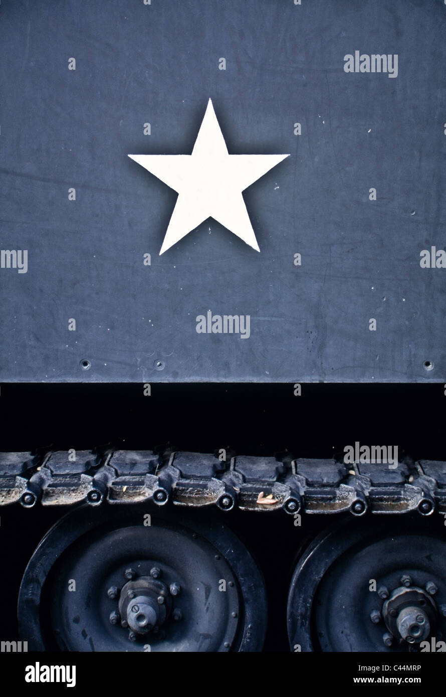 War Remnants Museum, Ho Chi Minh City, Vietnam - Stock Image