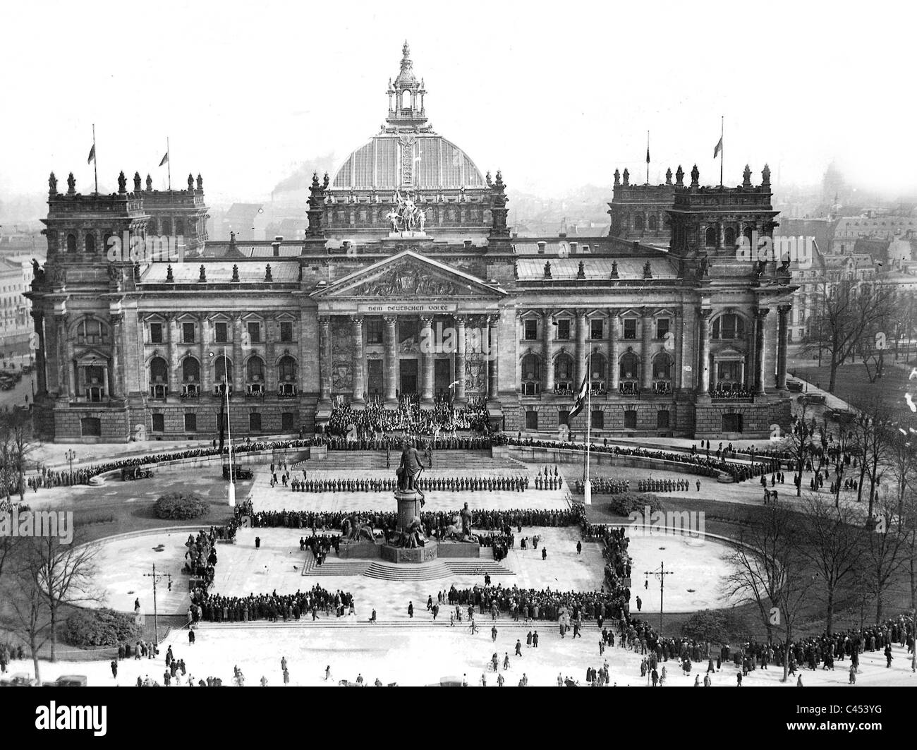Reichstag 1932 Stock Photos & Reichstag 1932 Stock Images ...  Reichstag 1932 ...