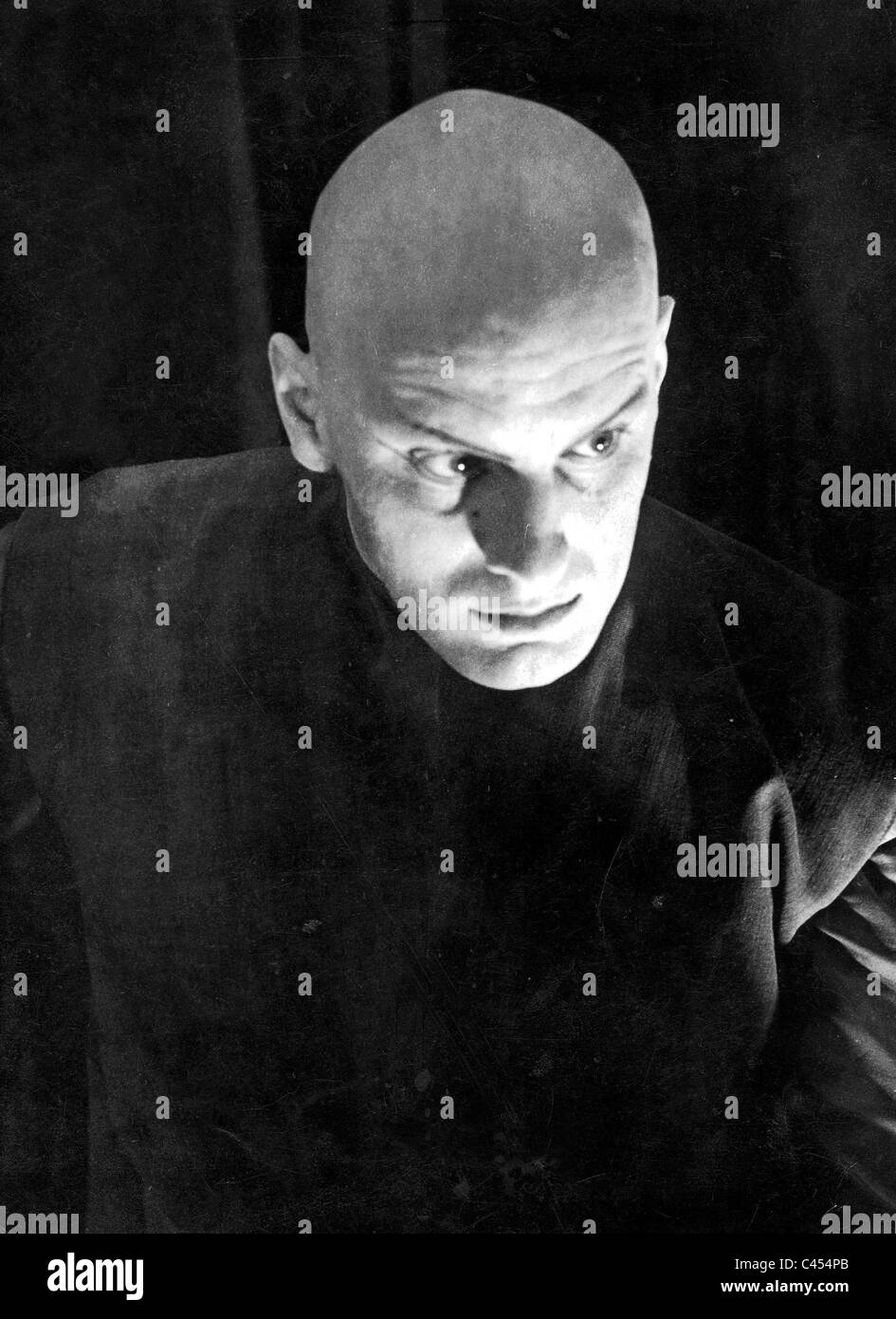 Gustaf Gruendgens as Mephisto in Goethe's' 'Faust', 1932 - Stock Image