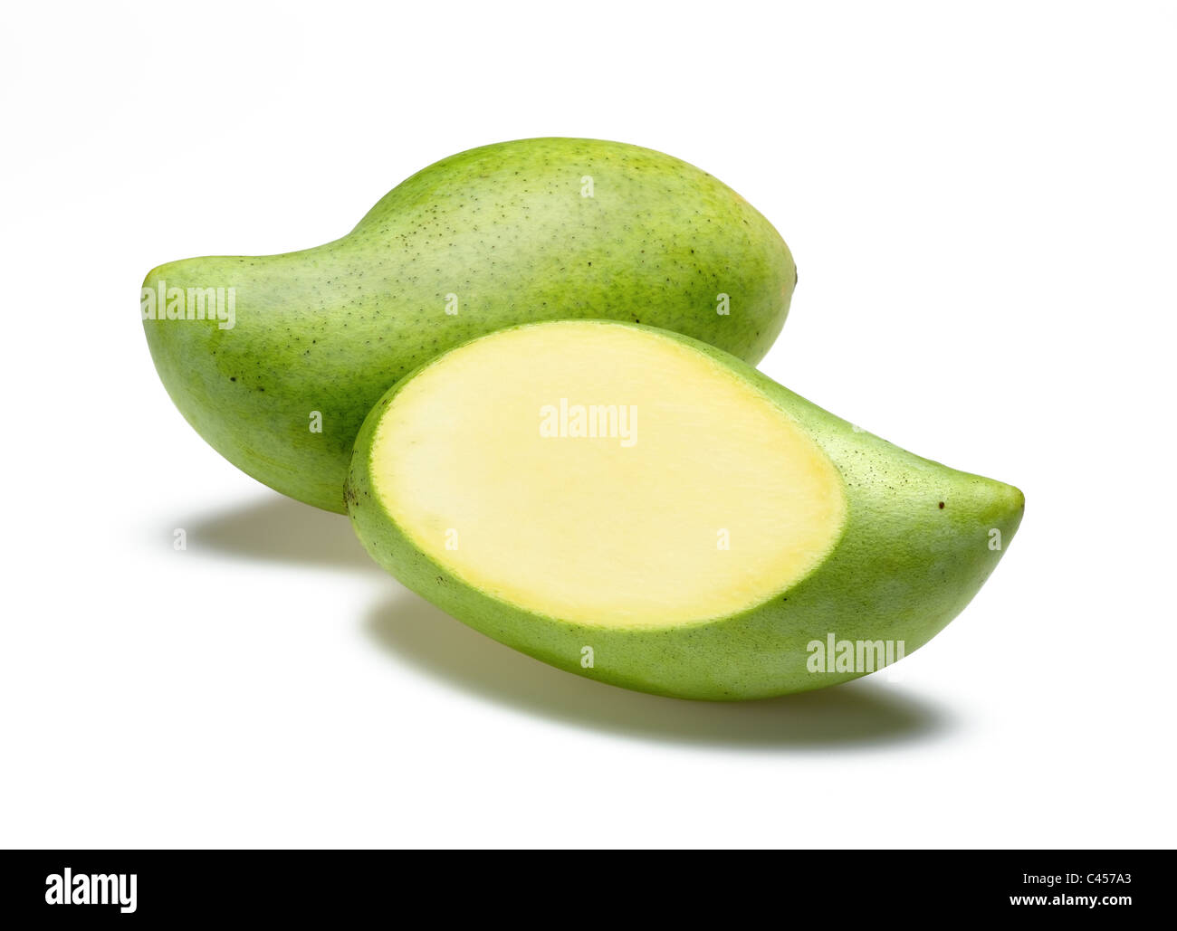 Sour Mango - Stock Image