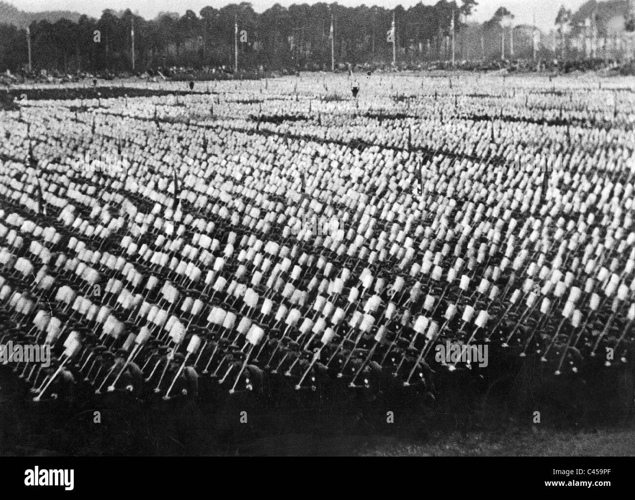 an analysis of the main theme in leni riefenstahls film triumph of the will Triumph of the will ( german : triumph des willens ) is a 1935 german propaganda film directed, produced, edited, and co-written by leni riefenstahl  it chronicles the 1934 nazi party congress in nuremberg , which was attended by more than 700,000 nazi supporters.