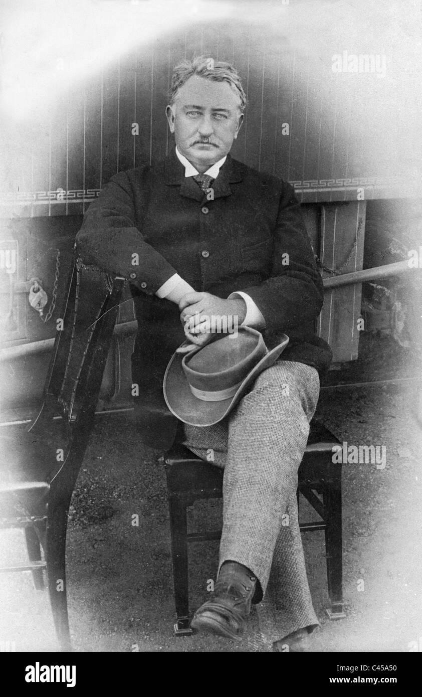 Cecil Rhodes - Stock Image