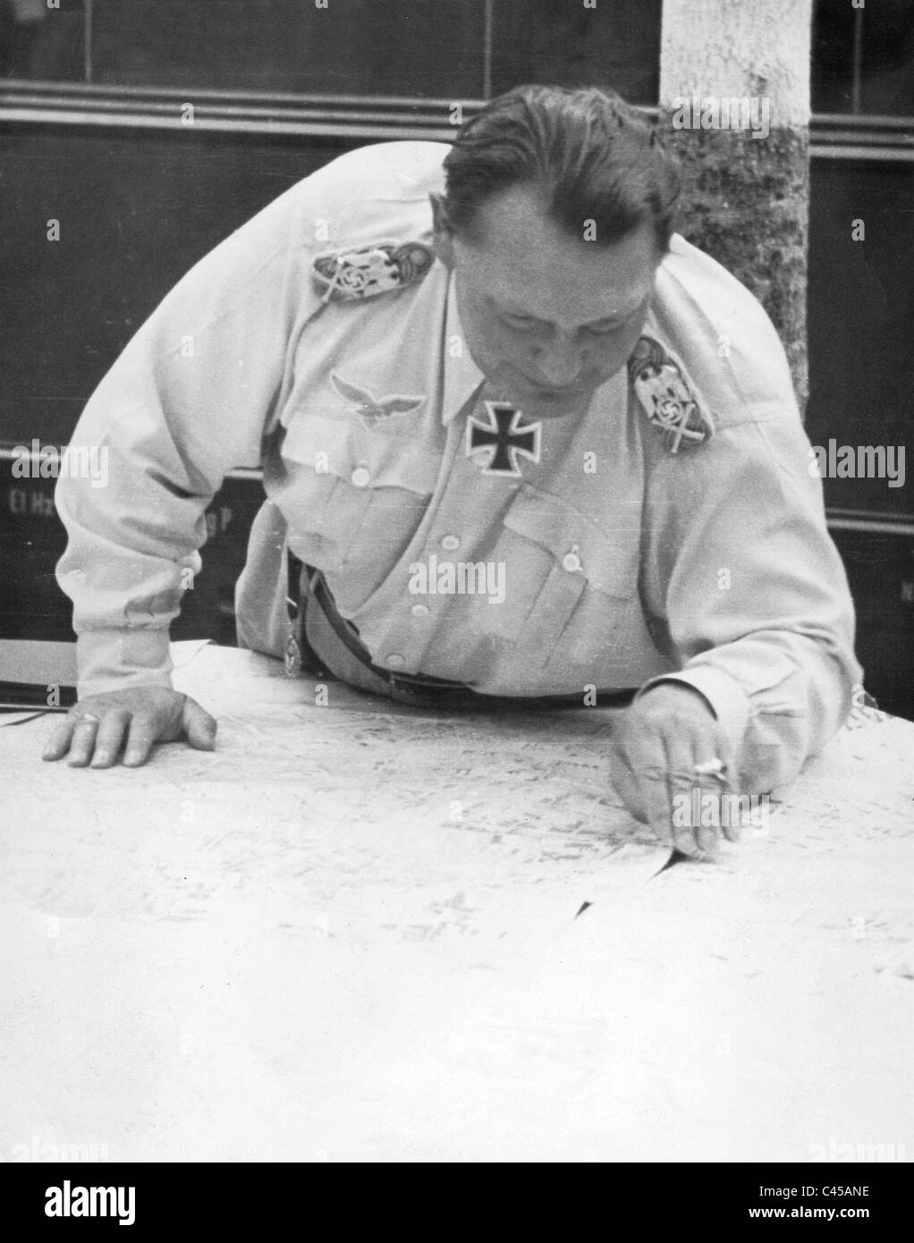Hermann Goering, 1940 - Stock Image