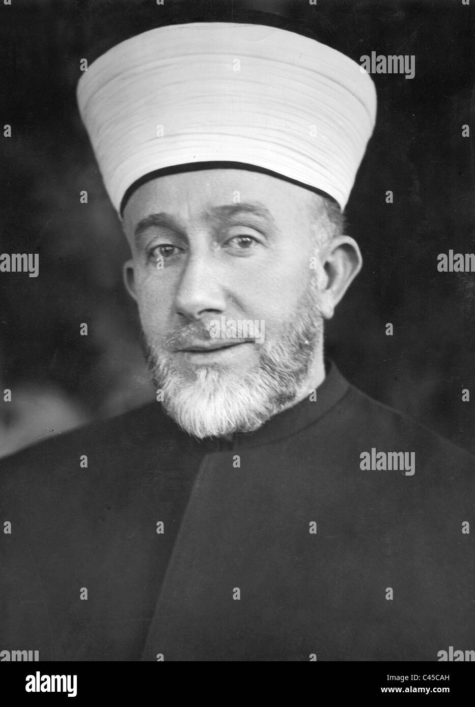 Grand Mufti Of JerusalemStock Photos and Images