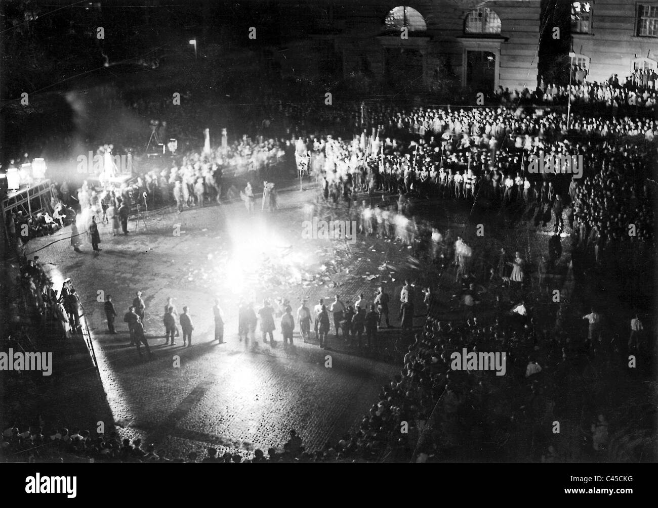 Image result for the platz in berlin where the book burning took place