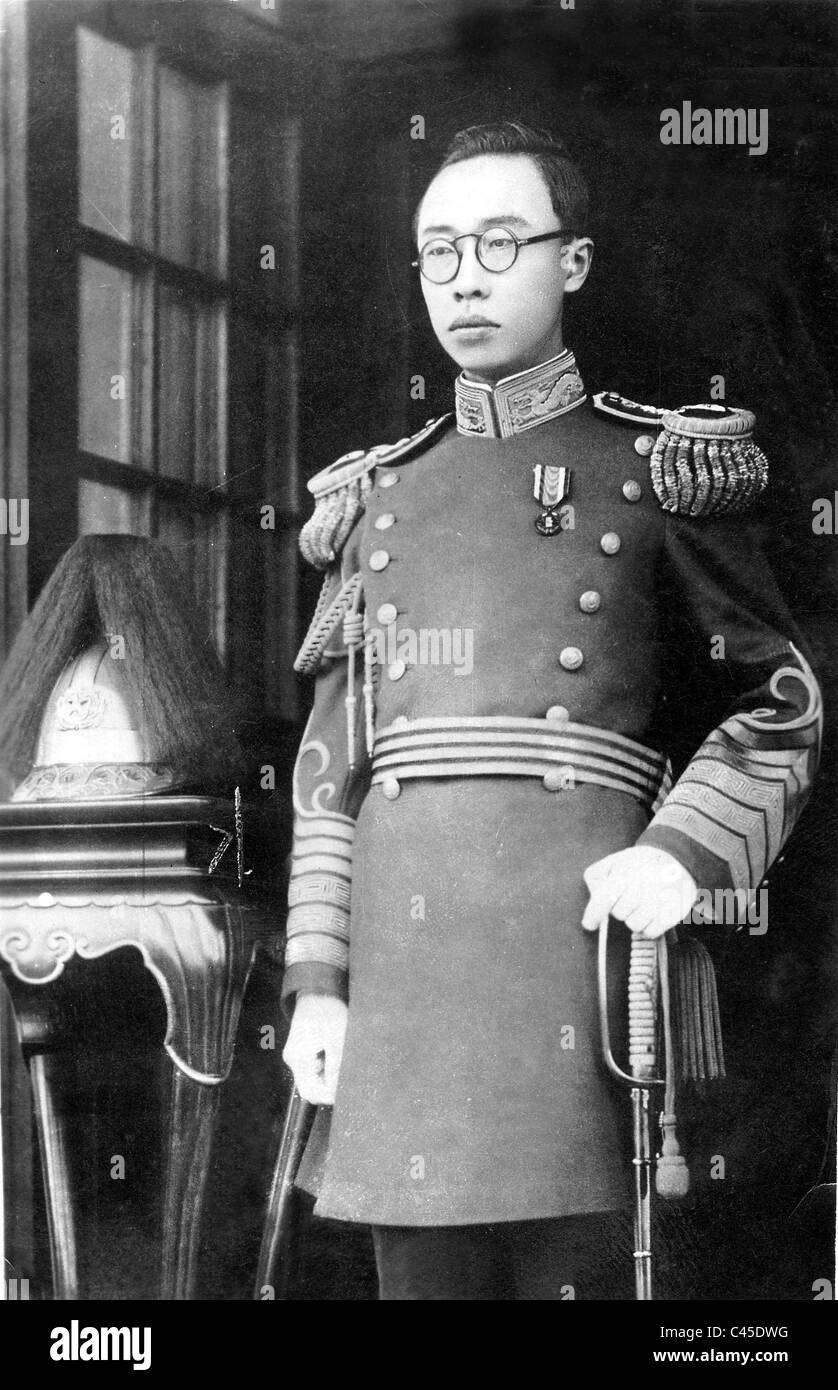 Emperor Pu Yi, who went from being a ruler to a citizen 11