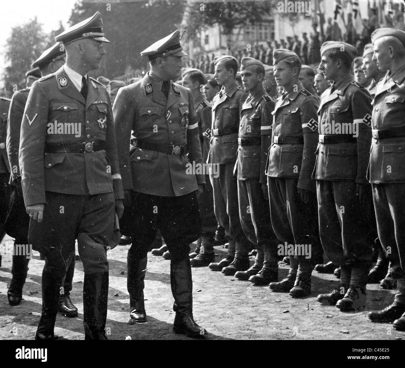 Ss Leader Heinrich Himmler Stock Photos & Ss Leader