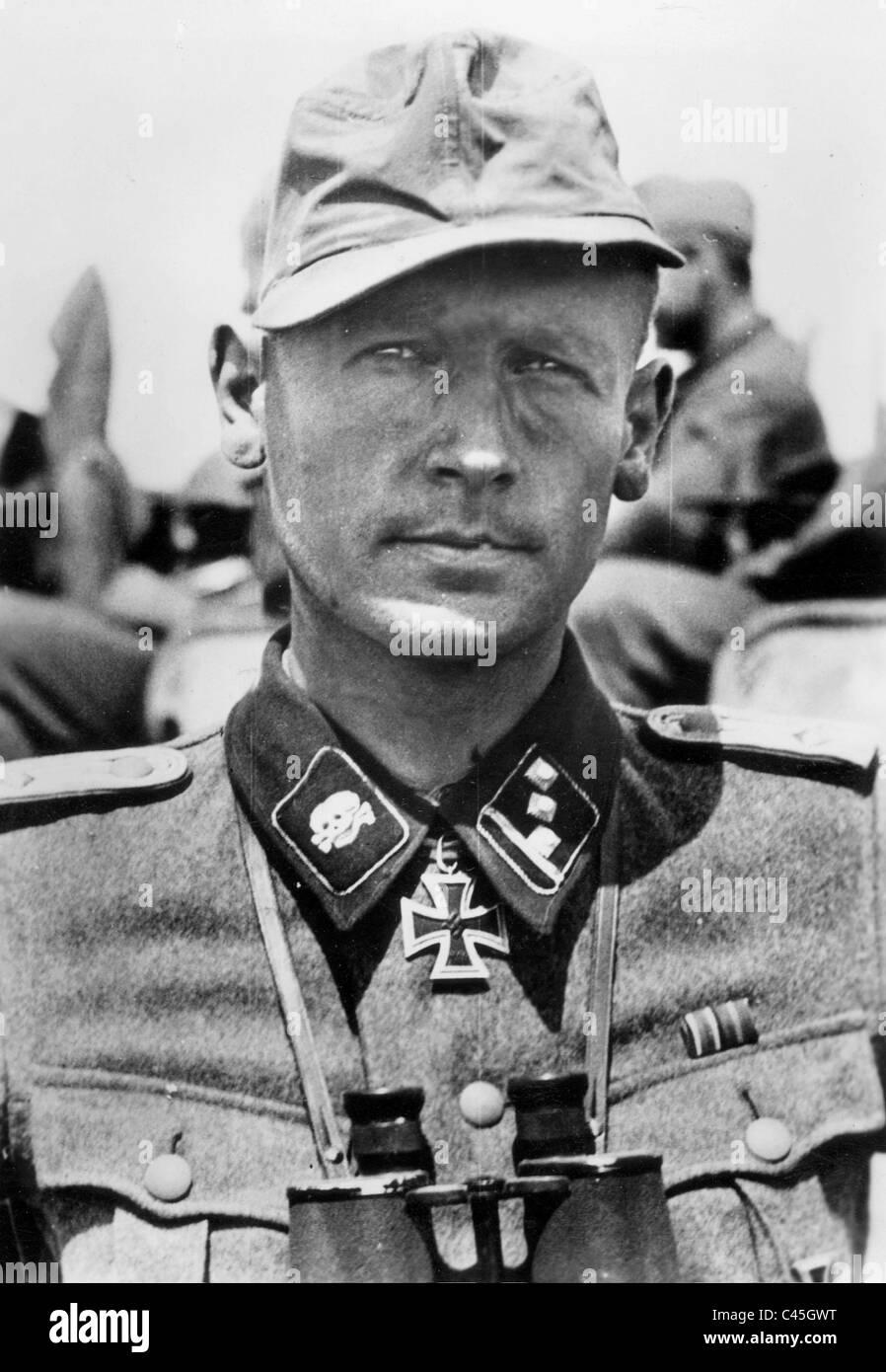 Walter Gerth, 1943 - Stock Image