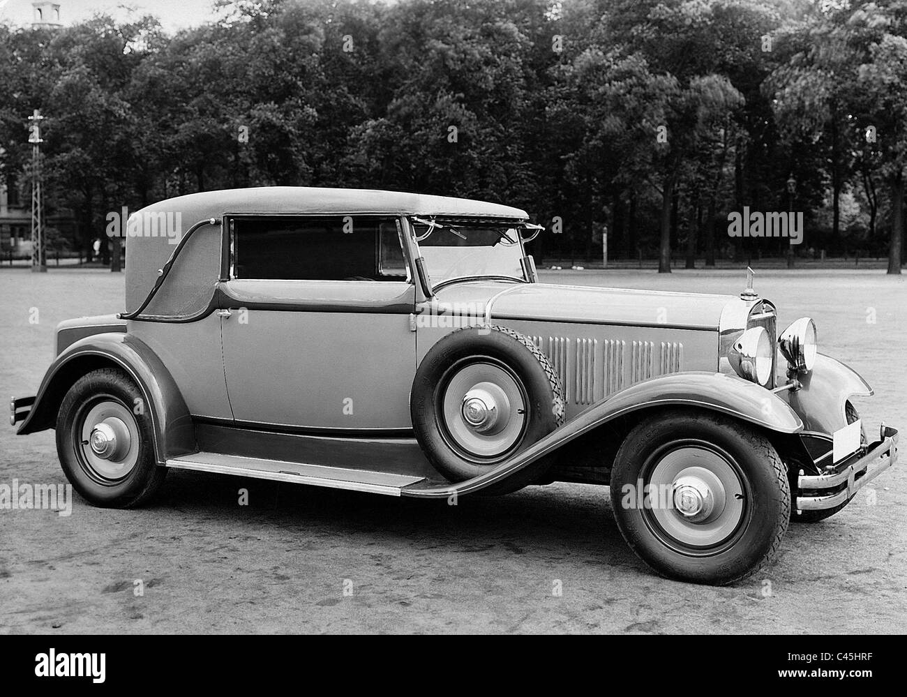 Horch model 'Zwickau', 1931 - Stock Image