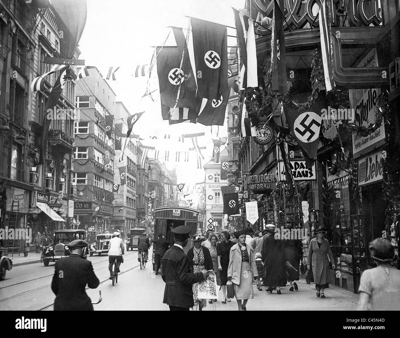 https://c8.alamy.com/comp/C45N4D/breslau-street-in-breslau-1938-C45N4D.jpg
