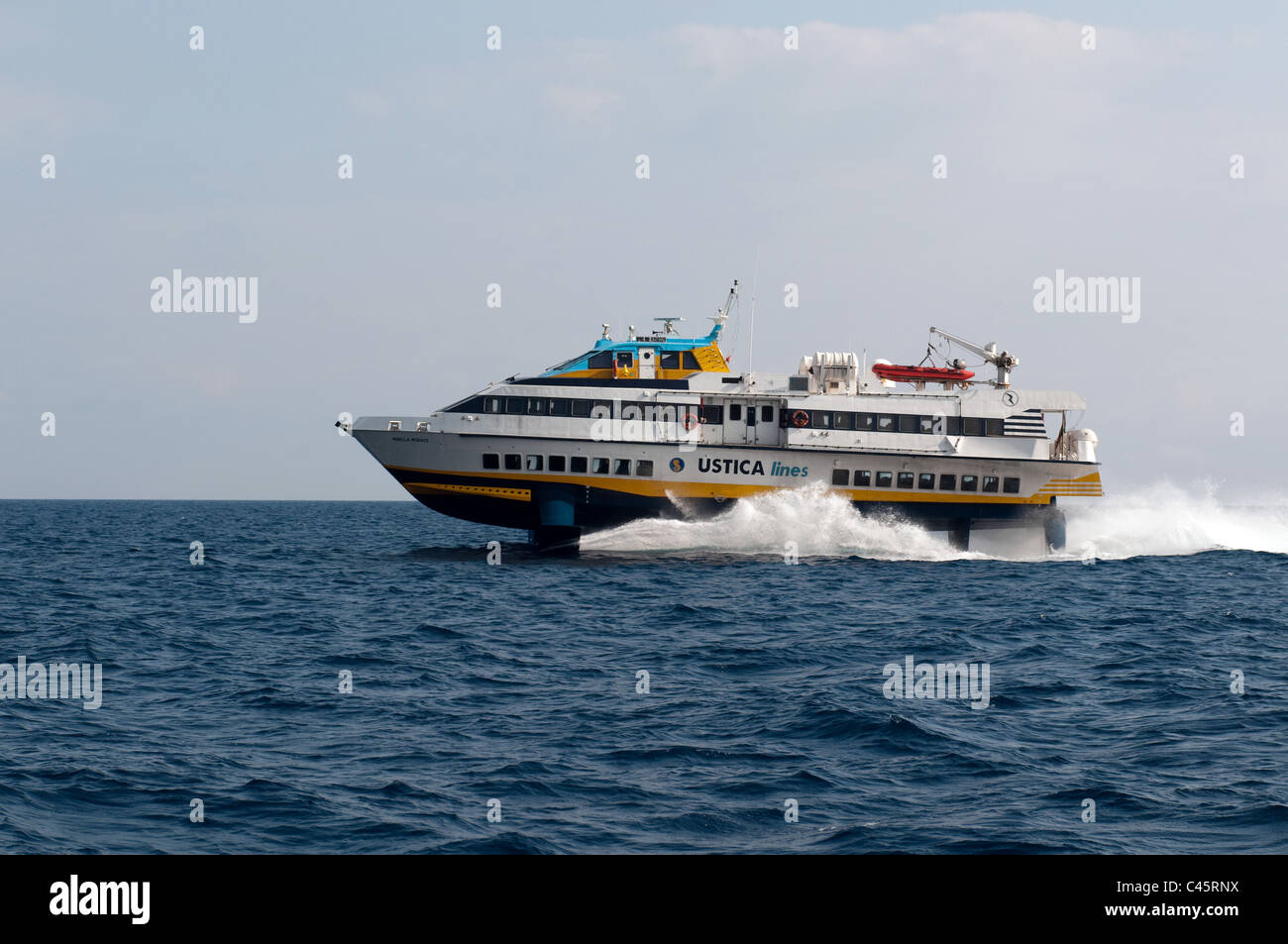 Hydrofoil Ships Stock Photos & Hydrofoil Ships Stock Images