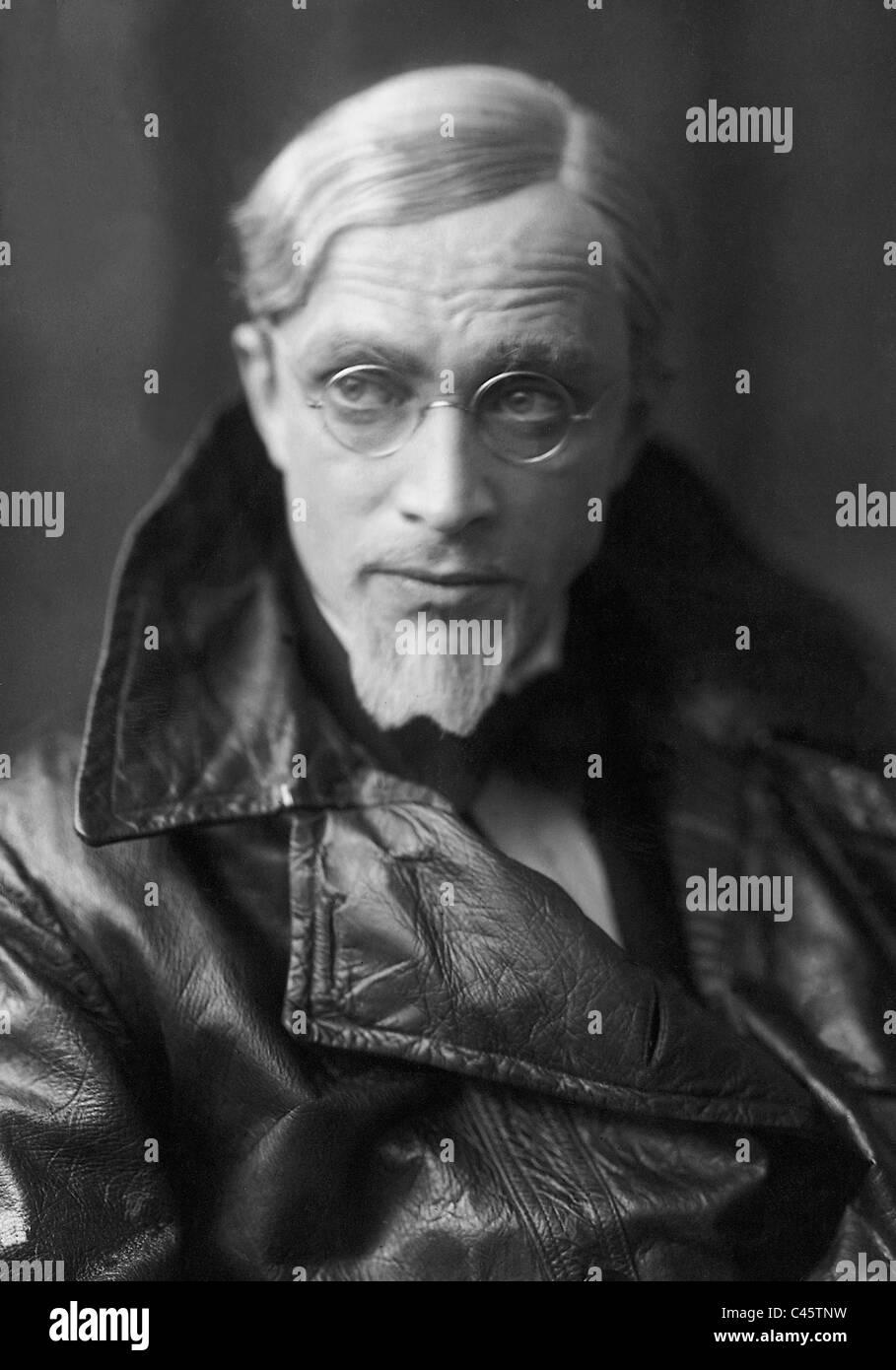 Conrad Veidt as gwynplaine