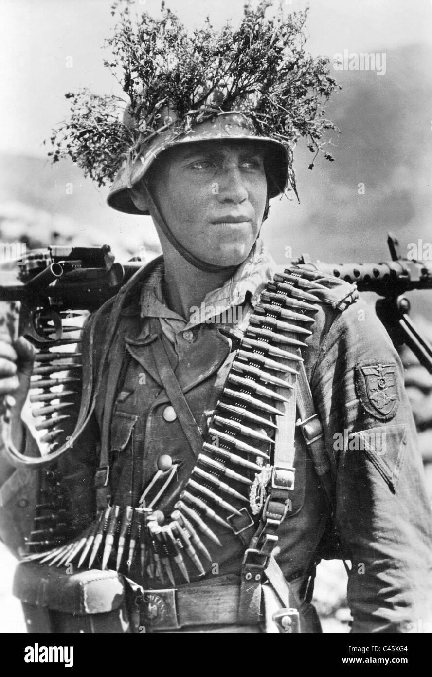 Ww1 German soldier 1915 (re-creation) : uniformporn