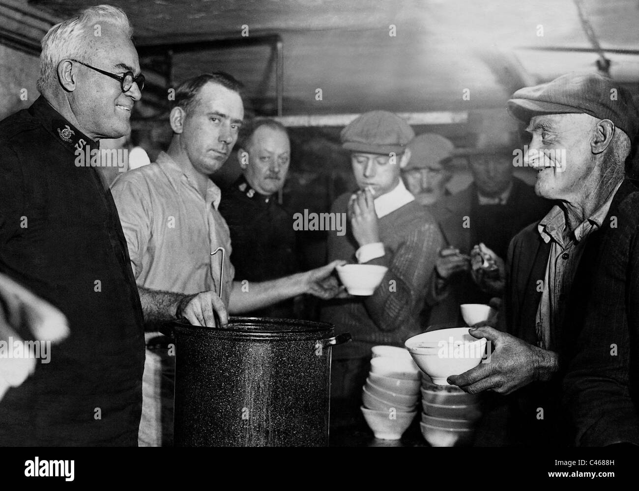 Salvation Army Soup Kitchens New York City