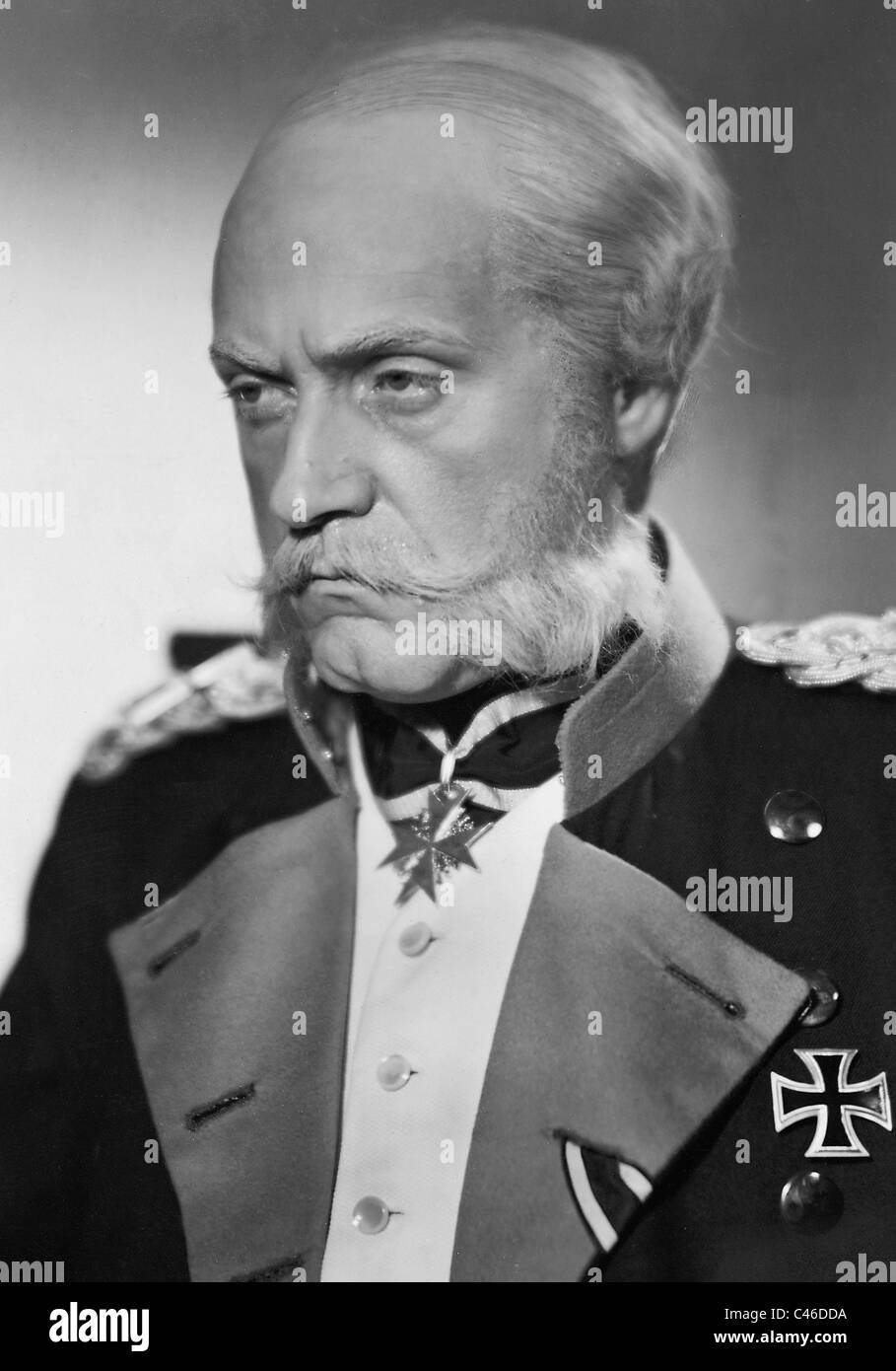 Willy Fritsch in 'A Prussian Love Story', 1938 - Stock Image